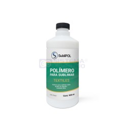 Polimero para Sublimar Textiles Sublipol x 500ml